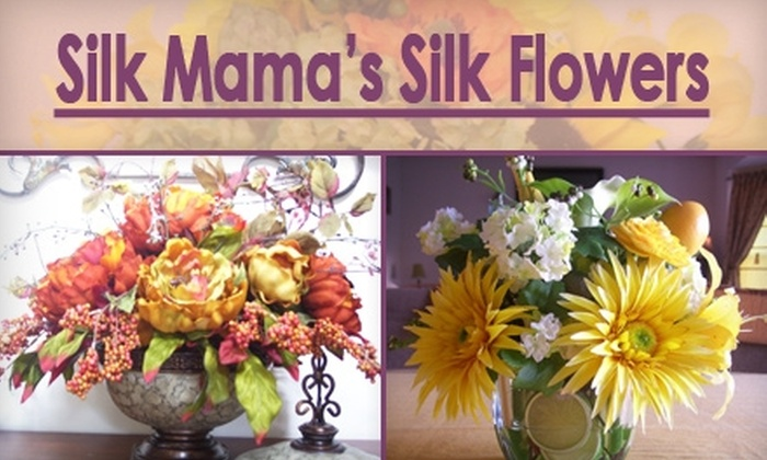 Silk Mama - Columbus: $29 for $100 Worth of Silk Flower Arrangements from Silk Mama
