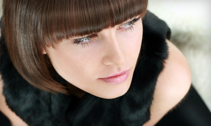 Salon Nouveau - Henderson: Hair Services for Women or Men at Salon Nouveau (Up to 64% Off). Three Options Available.