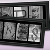 Frame the Alphabet: $60 for a Customized Alphabet Frame from Frame the Alphabet