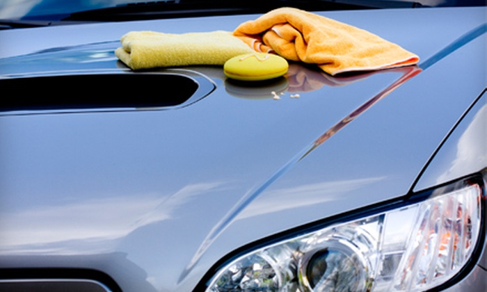 Bloomfield Auto Spa - Bloomfield Hills: $69 for Full-Service Interior and Exterior-Detailing Package at Bloomfield Auto Spa in Bloomfield Hills (Up to $200 Value)