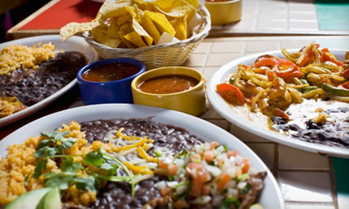 El Tapatio - Wooster: $10 for $20 Worth of Mexican Dinner Fare at El Tapatio