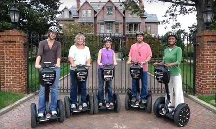 Triangle Segway - Raleigh: $19 for a One-Hour Segway Experience Tour for 1 from Triangle Segway ($40 Value)