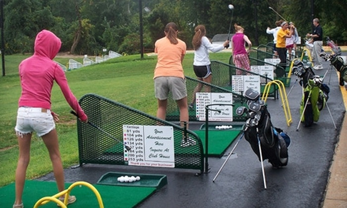 Pro Am Golf South Driving Range - St. Louis: $20 for Five Large Buckets of Balls at Pro Am Golf South Driving Range
