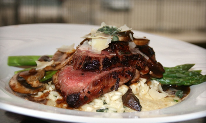 Great Lakes Shipping Co. Restaurant & Tavern - Grand Rapids: Steak and Seafood Dinner for Two or Four at Great Lakes Shipping Co. Restaurant & Tavern (Up to 53% Off)