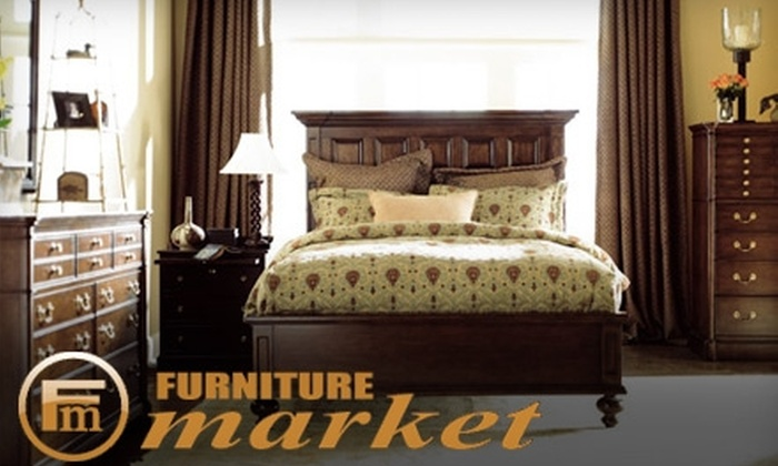 Furniture Market - St. Johns: $50 for $200 Worth of Furniture and Accessories at Furniture Market