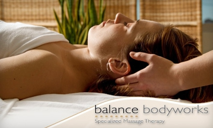 Balance Bodyworks - East Providence: $40 for a 60-minute Body Memory Recall Massage at Balance Bodyworks in East Providence