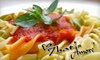 That's Amore - Bellevue: $10 for $20 Worth of Italian Fare and Drinks at That's Amore