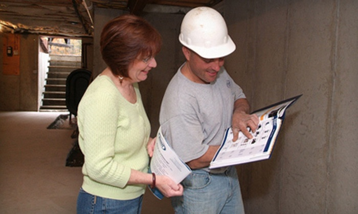 Budget Dry Waterproofing, Inc. - Guilford: $56 for a Basement Sump-Pump Waterproofing Inspection from Budget Dry Waterproofing Inc. ($139 Value)