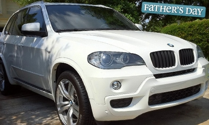 Certified Mobile Detail - Killarney Shores: $49 for an Express Full Detail from Certified Mobile Detail (Up to $99.95 Value)