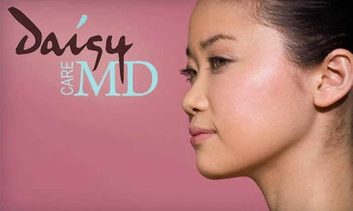 Daisy MD Care - Multiple Locations: $65 for Microdermabrasion and Oxygen-Therapy Treatment at Daisy MD Care ($165 Value)