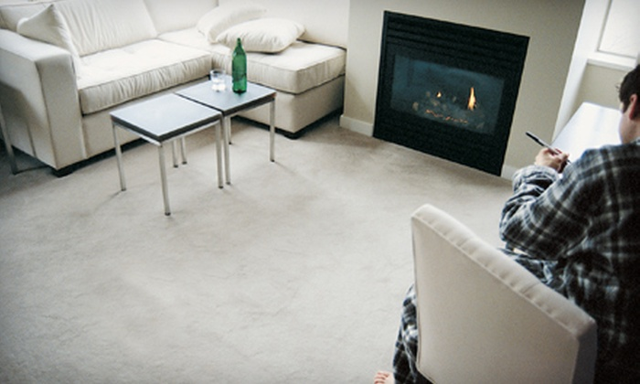 Magic Cleaning - Northeast Virginia Beach: Carpet Cleaning for Three or Five Rooms Plus a Hallway from Magic Cleaning