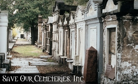 Save Our Cemeteries: St. Louis Cemetery Tour - Save Our Cemeteries in New Orleans