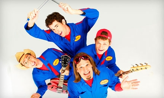 Paramount Theatre - Central Business District: $17 For One Ticket to Imagination Movers Performance at Paramount Theatre ($35 Value)