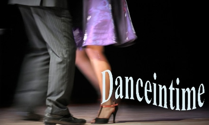 Danceintime - Wichita: $12 for a One-Year Membership for Swing-Dance Classes to Danceintime ($25 Value)