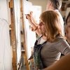 Up to 61% Off BYOB Art Class for 2 or 4 in Carmel