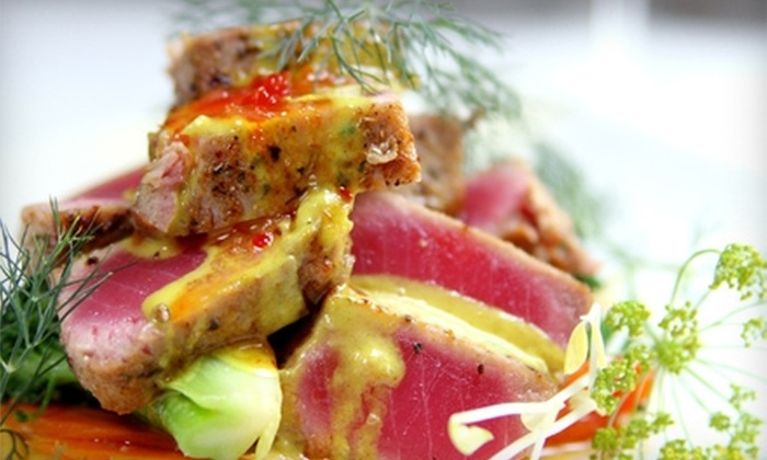 Ele Fine Fusion - Tybee Island-Wilmington: $15 for $30 Worth of Modern Asian Cuisine at Ele Fine Fusion