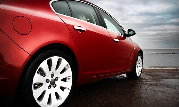 Ultimate Shine Auto Detailing LLC - Devonwood: $37 for an Express Interior and Exterior Car Wash at Ultimate Shine Auto Detailing LLC in Canton ($75 Value)