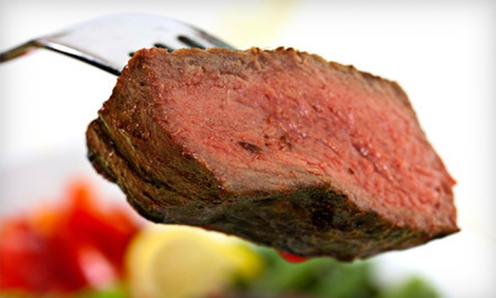 SBiP's - Downtown: $19 for $40 Worth of Eclectic Upscale Cuisine During Dinner at SBiP's