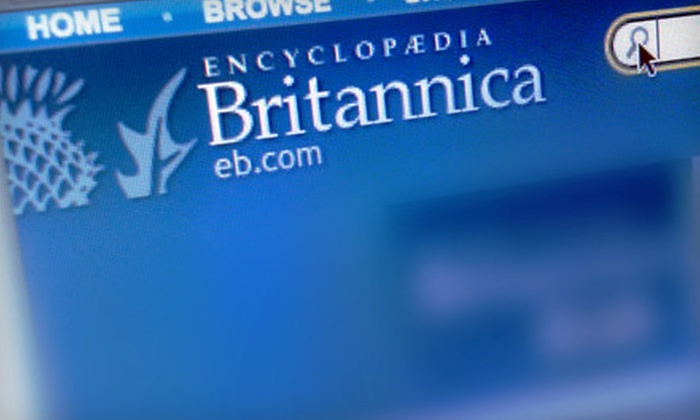 Encyclopaedia Britannica: One-Year Adult, Kids', or Family Membership to Encyclopaedia Britannica Online (51% Off)