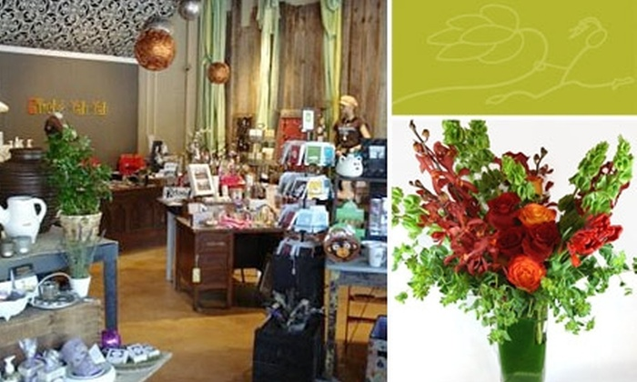 Gitche Yah Yah - Kirkwood: $50 for One Floral-Design Class at Gitché Yah Yah ($125 Value)