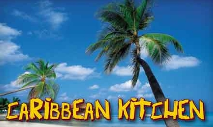 Caribbean Kitchen - Rutland: $10 for $20 Worth of Tropical Fare at Caribbean Kitchen