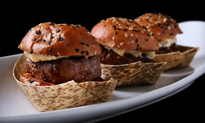 ROX City Grill - St. Charles: $25 for $50 Worth of Gourmet Fare at ROX City Grill in St. Charles