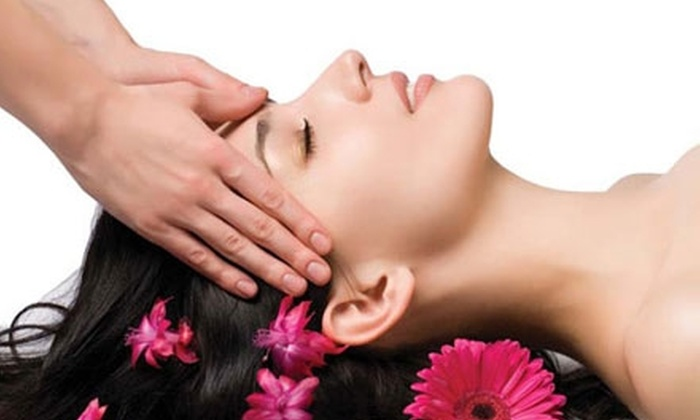Hand & Stone Massage and Facial Spa - Hamilton: $39 for Massage or Facial Plus a Hot Towel and Foot Exfoliation at Hand & Stone Massage and Facial Spa in Hamilton (Up to $109.95 Value)