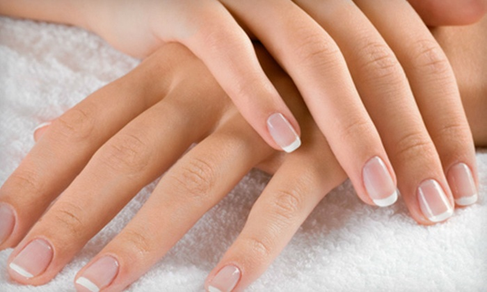 spa270º - Fort Worth: Magnificent Mani-Pedi or Magnificent Manicure at spa270º (Up to 66% Off)