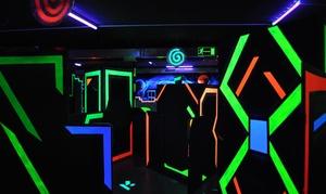 Labirynt Laser Tag Szczecin: Urodziny dla dzieci w Labiryncie Laser Tag Szczecin: gra dla 10 osób z poczęstunkiem od 349,99 zł i więcej (do -46%)