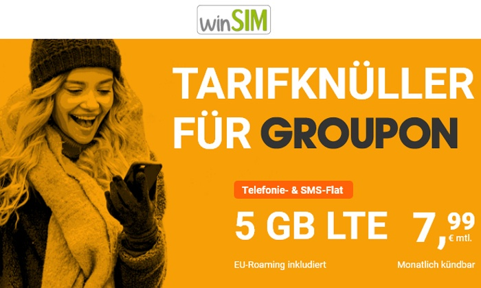 5 GB LTE Highspeed + Telefonflat