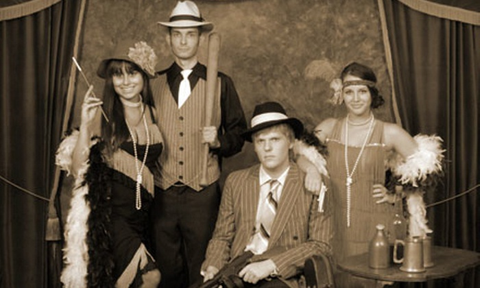The Tintypery - Saint Charles: $15 for an Old-Time Photo Shoot for Up to Four People at The Tintypery in St. Charles (Up to $45.05 Value)