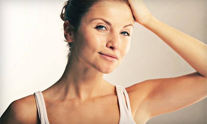 Crystal Lume Medical Spa - Crystal Lume Medical Spa: Laser Hair-Removal Treatments for Small, Medium, or Large Area at Crystal Lume Medical Spa in Frederick (Up to 88% Off)
