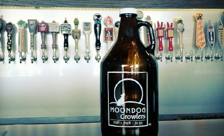 Moondog Growlers - Moondog Growlers in Marietta