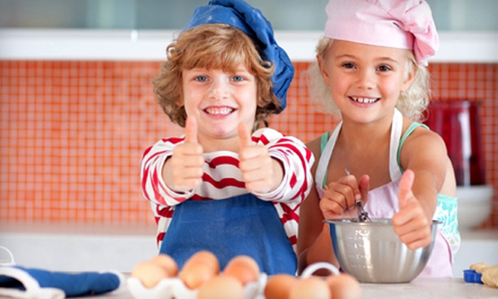 The Baker's Rack - Concord: Children's Cooking Class or Cooking Party for Four Kids or Adults at The Baker's Rack in Concord (Up to 59% Off)