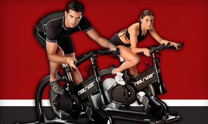 Inception Exclusive Athletic Studio - South Congress Industrial Center: 10 or 20 RealRyder Cycling Classes at Inception Exclusive Athletic Studio in Boca Raton (Up to 80% Off)