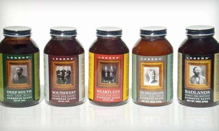 Seasons Harvest - South Bend: $5 for $10 Worth of Gourmet Sauces and Condiments from Seasons Harvest