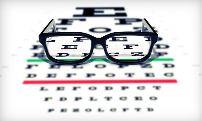 Heights Vision Center - Brooklyn Heights: $35 for an Eye Exam and $150 Toward a Complete Pair of Glasses at Heights Vision Center in Brooklyn ($235 Value)