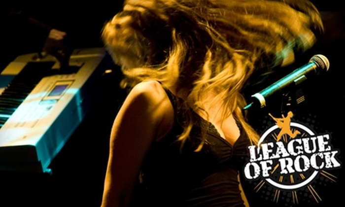The League of Rock - Centretown - Downtown: $59 for a Four-Hour Hands-On Music Experience at The League Of Rock