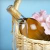 Upscale Wine Basket