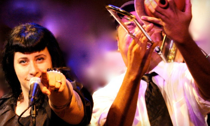 Alliance for the Arts - Fort Myers: $30 for Outing to Alliance for the Arts' Concert Series at Margaret Morrow Frizzell Amphitheater (Up to $60 Value)