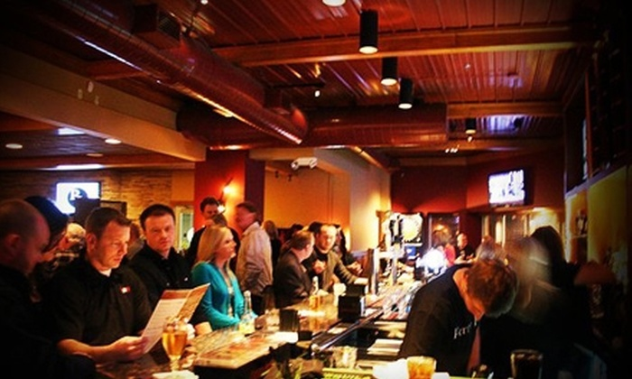 Perry Rock Pub - Rockford: $10 for $20 Worth of Upscale Pub Fare and Drinks at Perry Rock Pub