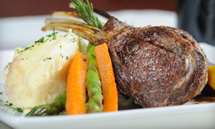 Jonathan's - Long Island: Three-Course Dinner or Mediterranean-American Fusion Cuisine at Jonathan's in Garden City Park