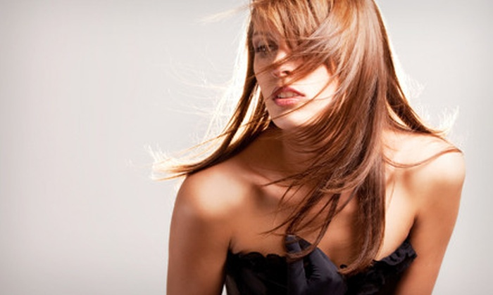 Byuti 73 Salon - Xenia: $37 for Full Highlights and Style at Byuti 73 Salon in Xenia ($75 Value)