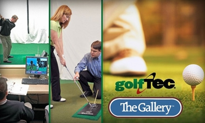 GolfTEC of Knoxville - Knoxville: $80 for a One-Hour Swing Analysis at GolfTEC ($165 Value)