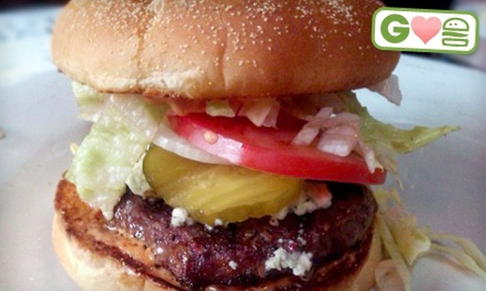 The Brew House - Walnut Hills: $4 for a Burger, Fries, and Drink at The Brew House ($8.50 Value)