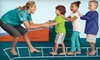 The Little Gym of Levittown - Levittown: $45 for Four Children's Classes at The Little Gym of Levittown ($135 Value)