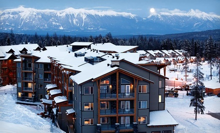 3-Night Stay for Up to Four in a 1-Bedroom Condo - Mountain Spirit Resort in Kimberley