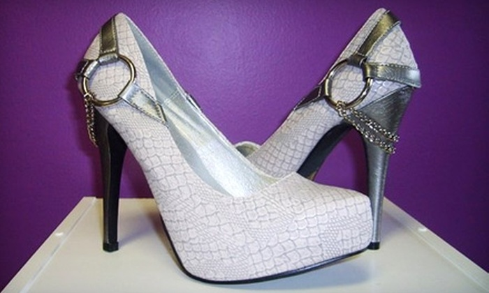 Shue Clawset - Athens-Clarke County unified government (balance): $12 for $25 Worth of Women's Footwear and Sunglasses at Shue Clawset