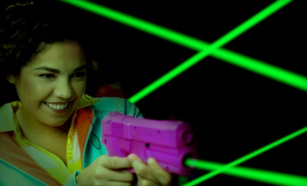 1 Round of Laser Tag and Mini Golf for 2 People (a $24 value) - Laser Assault in Provo