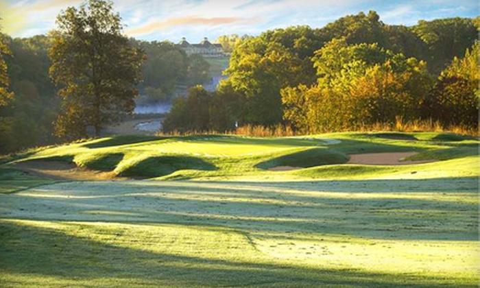 Amana Colonies Golf Course - Amana: $90 for a Golf Outing for Two at Amana Colonies Golf Course ($182.38 Value)